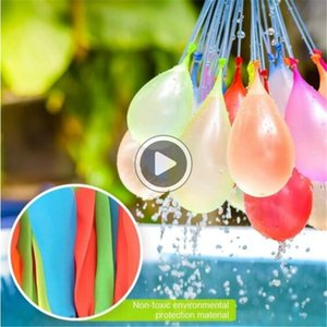 7L7N Acqua Filled palloncino For Fun Kid adulti Magic Water Sports Balloons esterna Giardino Spiaggia Piscina giocattolo