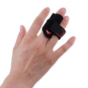 1 adet Basketbol Sıkı Spor Parmak Kolları Için Parmak Bantları Artrit Destek Guard Açık Voleybol Koruma