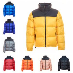 Giacca con cappuccio con cerniera con cappuccio 2020 Nuovi designer Giacche invernali Mens Streetwear Unisex Designer Abbigliamento Contattaci immagini prima dell'acquisto