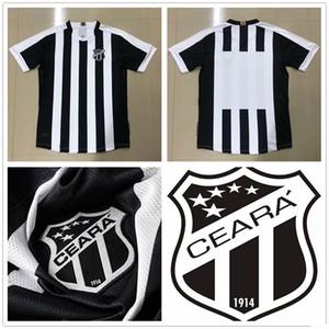 20 21 Céara Football Jersey Sobis Carvalho Goncalves Oliveira Cleber Jacare Fabinho Goes Lima personnalisé 2020 Ceara SC Football Shirt Uniforme