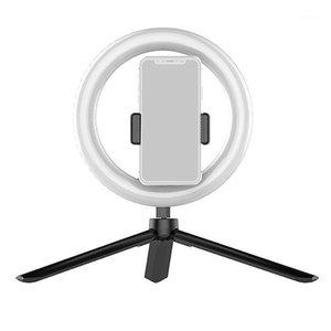 Flash Heads 8 дюймов Светодиодные Live Fill Light USB Desktop Beauty с Tripod 20см Ring1