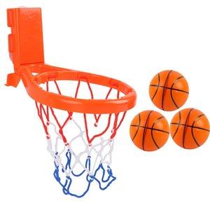 Малыша Ванна Игрушки Детского баскетбол Хооп Ванна вода Play Набор для Baby Girl Boy с 3 Balls два фиксированными способами wmttJV mywjqq