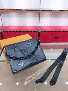 Кожаные сумки сумка Флип крышка плеча сумки кошелек LOUIS VUITTON Totes Креста тела Рюкзак Стиль школы клатчи обувь ERTE
