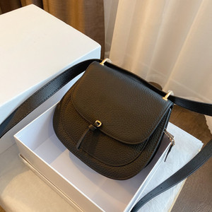 Luxurys Designers Bags Leather Women Crossbody Bag Shoulder Quality 100% Real Purse Handbags Mini Box Top Bags With Leather Lejsc