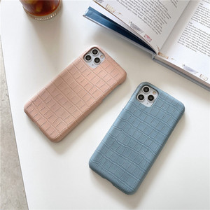 Leather Cover For iPhone 11 12pro max X XS MAX XR Case Crocodile Snake Skin Back Cover Case for iphone 6 6s 7 8Plus Phone Bags factory