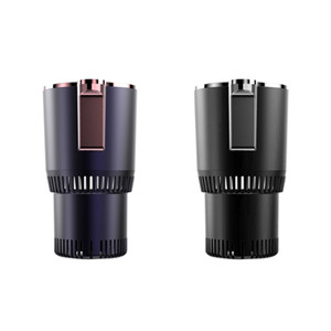 Water Dispenser Car Cup Cooler Warmer 12V Auto Electric Drink Holder Cooling Beverage Cans and Heating Coffee