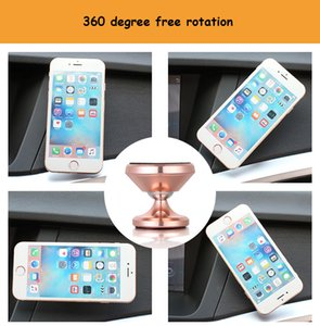 Universal Magnetic Car Holder Cell Phone Cell Air Vent Mount Magnet Car GPS Stand For Xiaomi Redmi Note 9s Huawei P30 Pro