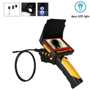 1m Cable Air-conditioner Pipeline Inspection Borescope Camera 8.2MM Lens Pipe Line Inspect Repair