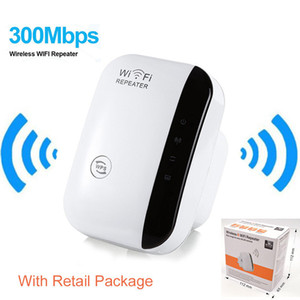 Drahtlose Wifi Repeater Wifi Range Extender Router WiFi-Signal-Verstärker 300Mbps WiFi 2.4G Wi-Fi Access Point Hot Sale