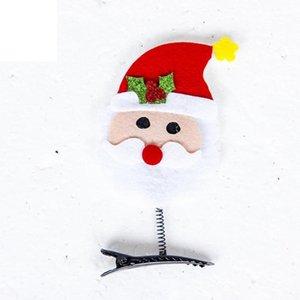 Decorazioni natalizie Festa Bandand Card Edizione Capelli Ornamento Decorazioni festive Natale Cute Little Things1