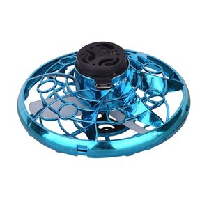 Mini Drone Ufo Hand Operated Flynova Flying Fidget Spinner Rc Helicopter Infrared Induction Aircraft For Kid wmtipG xhlove