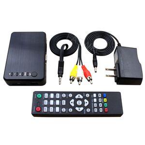 1080P HD HDMI Media Player RMVB MKV SD SDHC USB JPEG W / Uzaktan