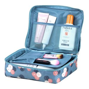 Storage Bag Travel Nylon Beauty Makeup Bags Water-proof Cosmetics Bags Bathroom Organizer Of Portable Bath Hook Washing Up Bag