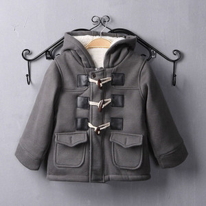 Benemaker Baby Winter Jacket For Girl Boy 2020 Windbreaker Children Clothing Thick Coats Warm Baby Kids Clothes Outerwear JH090 C1011