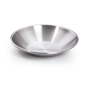 2016 new Dishes & Plates Stainless steel soy sauce dish ceremoniously condiment dish caidie small dish free shipping