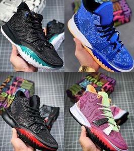 Weihnachten zum Verkauf Basketball-Schuh-Designer Sneaker kyrie 7 Vorheizen EP Mann-Basketball-Schuhe