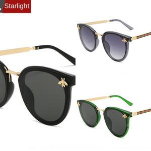 c47X 19 أزياء النظارات الشمسية مصنع المخرج جيندي ازتيك 8300715 نظارات شمسية فائقة الفخامة الخفيفة، نظارات حجم: 60-18-140mm