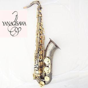 Yanagisawa nuovo sassofono del sassofono di alta qualità sax b del sassofono del tenore piano che gioca professionalmente il paragrafo Musica Black Saxophone Trasporto libero
