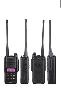 Baofeng UV-9R Plus Walkie Talkie 10W High Power Two Way Radio Waterproof UV9R Dual Band VHF UHF CB Ham Amateur Radio