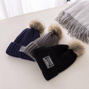 Шапочка / черепные колпачки шерсти женские трикотажные буквы шапка шарф теплые зимние шляпы для мужчин женские шапочки флис открытый холодная защита 10 color1