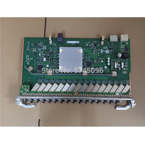 Original New Hua Wei 16port GPON Board H901GPHF with 16pcs B+ modules used for Hua Wei MA5800 series OLT