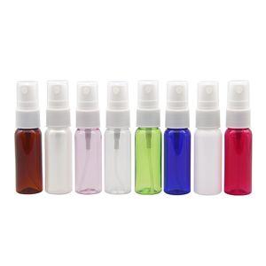 50pcs lot 20ml empty spray bottles for the perfumes,20cc mini PET clear bottle with sprayer pump ,Fine mist