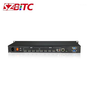 4x4 UHD Matrix 4K 2K Switcher 4input 4output HD Splitter with TCP IP Control for HDTV, Monitor,Video Wall1