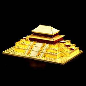 Chinese História Metal 3D quebra-cabeça - Taihe Edifício Estátua modelo de brinquedo Home Decor Souvenirs