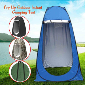 Changing Room Privacy Tent Portable Shower Changing Tent Camp Toilet Rain Shelter For Outdoor Camping Beach Storage Bag Set #YL5