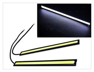 17cm 2 stücke Tagfahrlicht Auto Motorrad Zubehör LED-Lampe für HS SC430 LS600H LF-GH SC IS250C1