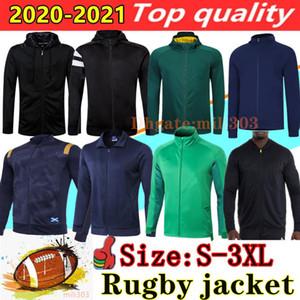 Nuova 2020 Zelanda 2021 Irlanda Scozia Giacca da rugby Giacca da rugby 18/19/20 Newzalanda Giacche da rugby scozzese Maillot de Piede