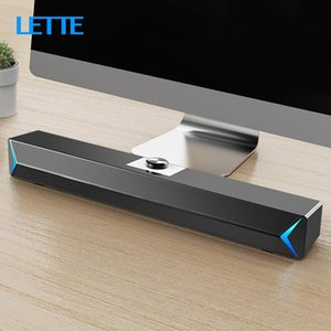 Bluetooth Speaker Soundbar Combo 3,5 мм AUX USB Вход Clumn 3W Wireless Bass сабвуфер Компьютер спикер
