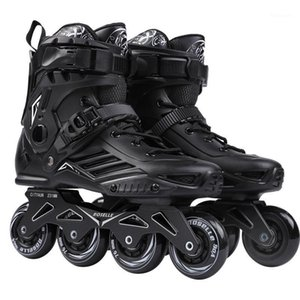 Roller Skates Inline Speed Skates Shoes Hockey Women Men Roller For Adults Inline Professional Skating Shoes1