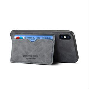 Включение мобильного телефона оболочка защитная кожаный чехол для мобильного телефона для хранения карты держатель карты мобильных телефонов функция кожи задняя крышка моря HWC2760
