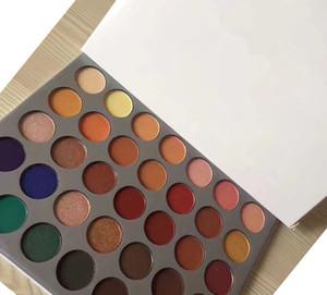 İÇİNDE stok !! Makyaj göz farı paleti 35color göz farı paleti Yüksek kaliteli