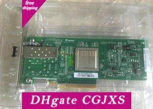 Para Qlogic Qle2560 Porta única 8 GB Canal de Fibra PCI -E HBA cartão com módulo SFP
