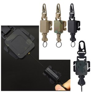 Outdoor Sports Hunting Rifle Shooting Paintball Gear Airsoft Gun Lanyard Tactical Multifunctional Strap Telescopic Buckle NO12-021
