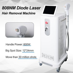 Alexandrite laser for hair removal 808 diode machine with fiber delivery laser hair removal machine for sale