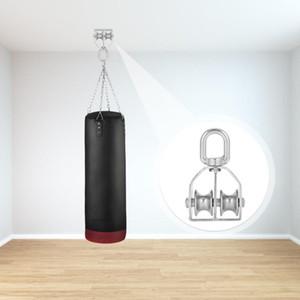 Paslanmaz Çelik Kasnak Tekerlek Ağır Kasnak Gym Fitness Ekipmanları Aksesuarları