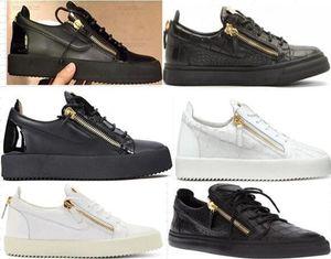 Moda Tasarımcısı Sneaker Erkekler Kadınlar Arena Günlük Ayakkabılar Orijinal Fermuar yarışı Runner Ayakkabı Outdoor Eğitmenler ile Kutu büyük beden 35-45
