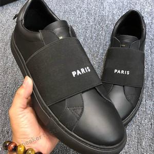 Paris Männer Frauen Persönlichkeit Trainer Komfort Casual Kleid Schuh Handmade Sneaker Mens Freizeit Lederschuhe Womens Trainer LOWTOP