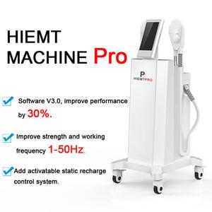 2021 Novità Estetica Emscult Muscle Muscle Stimolazione Corpo Contorno Elettrotetico Elettromagnetico HiEmt Pro Machine DHL DHL Spedizione gratuita