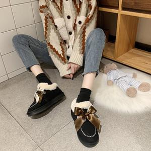 Boot Classic women snow boots Winter women warm winter women snow boots snow boots Joint name shoes