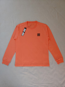 Vendita calda 9 colori 20SS 22713 T-shirt in cotone Mercerish Long T-shirt Topstoney T-shirt a maniche Topstoney Dimensioni: S-3XL