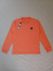 Venta larga caliente 22713 20ss T-shirt Tamaño del algodón: S-3XL T-Shirt Topstoney Sleeved 9 Mercered Colors Tcioa