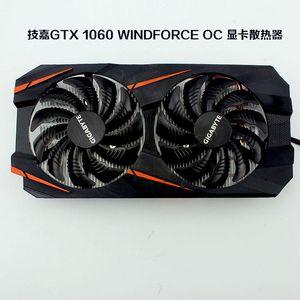 Original for Gigabyte GTX 1060 WINDFORCE OC Gaming Graphics Video Card Cooler Cooling Fan