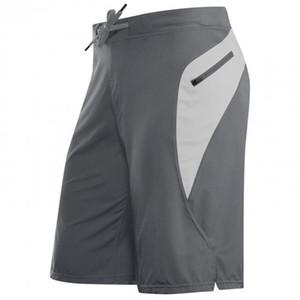 Running Shorts men Sweatpants Male Bodybuilding gym zipper pocket Shorts Workout Mesh quick-drying sports Men Short pants