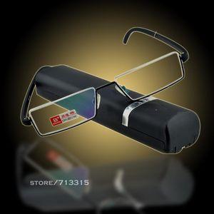 =clara Vida= Anti Fatigue And Ultraviolet Coating Super Light Portable Reading Glasses With Pen Case +1 +1.5 +2 +2.5 +3 +3.5 +4