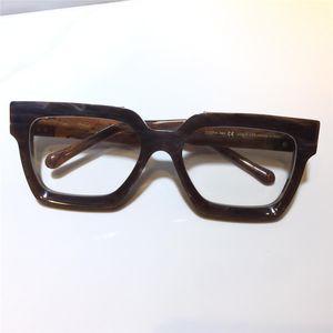 جديد الرجال تصميم نظارات Z1165W المليونير مربع الإطار مربع خمر لامعة الذهب الصيف uv400 عدسة 1165 نمط الليزر أعلى جودة مجانا تعال مع مربع