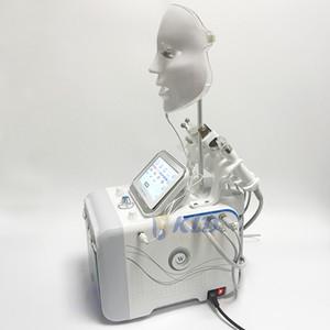 7in1 Microdermoabrasão / Multifunction Beauty Machine para Aqua Facial Hydra Peeling RF Ultrasonic Cleaners / Skin Lifting, Wighting, Rejuction Salon Device